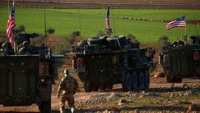 شام، امریکی فوج کے تازہ دستے تیل سے مالا مال علاقوں میں داخل
