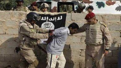 عراق، حشد الشعبی نے داعش کے دو اہم کمانڈرگرفتار کرلیے
