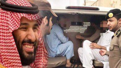 محمد بن سلمان کے حکم پر سعودی انٹیلیجنس نے 38پاکستانی شیعہ جوان اغوا کرلیے