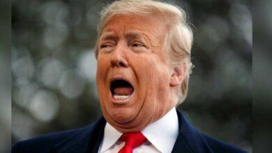 مظاہرین کا خوف، بزدل امریکی صدر ڈونلڈ ٹرمپ بنکر میں جا چھپے