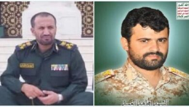 انصار اللہ کمانڈر شہید