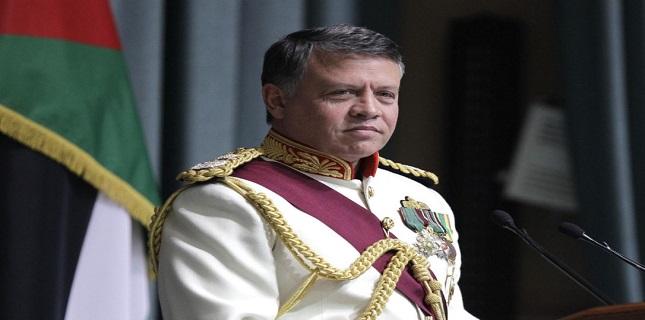 اردن کے فرمانروا شاہ عبدالل