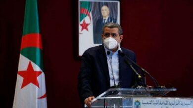 الجزائرکے وزیر اعظم عبدالعزیز جراد