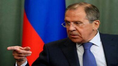 روس کے وزیر خارجہ