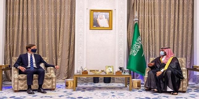 سعودی اسرائیلی تعلقات