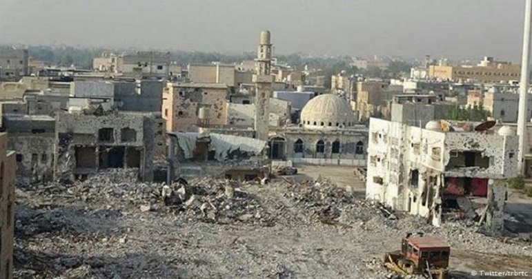 سعودی عرب میں مسجد شہید