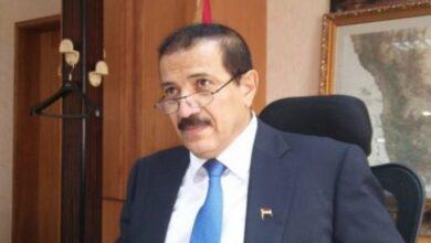یمن کی نیشنل سالویشن حکومت کے وزیر خارجہ ہشام شرف عبداللہ