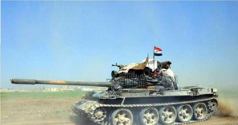 شامی فوج