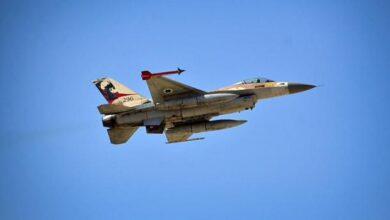 اسرائیلی جنگی طیاروں کی لبنانی حدود میں دراندازی
