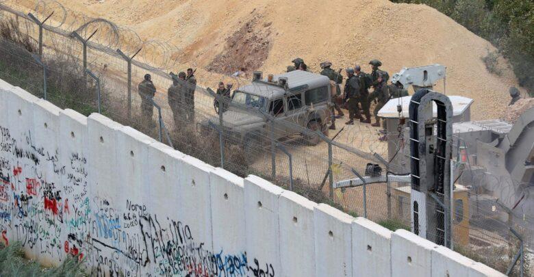 لبنان سرحد