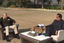 وزیراعظم سے آرمی چیف کی ملاقات، قومی سلامتی امور پر تبادلہ خیال