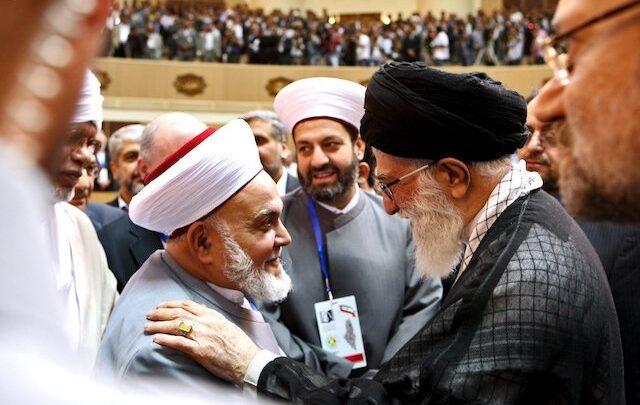 اتحاد امت کے داعی شیعہ مسلمان