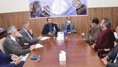 وزیر ذراعت میثم کاظم کا گلگت بلتستان میں زرعی یونیورسٹی کے قیام کا اعلان