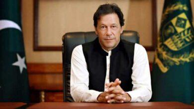 پاکستان کشمیریوں کے حق خود ارادیت کی جدوجہد میں ساتھ رہے گا، عمران خان
