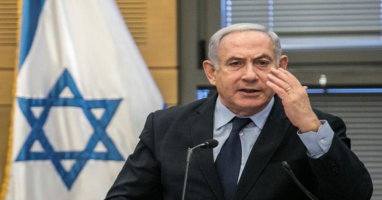 اسرائیل کے وزیر اعظم کا راکٹوں سے استقبال