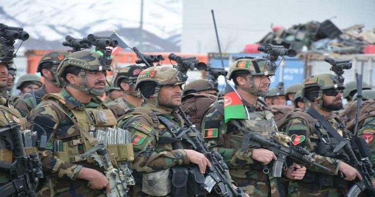 افغان فورس کی کاروائی، طالبان قید سے 34 فوجی آزاد
