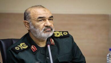 امریکی پابندیوں کے خلاف ایرانی قوم کی استقامت کامیاب ثابت ہوئی: جنرل سلامی