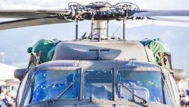 ترکی کے زیر انتظام شام کے صوبے میں روسی فوجی ہیلی کاپٹر تباہ