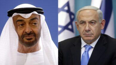 خائن متحدہ عرب امارات اور غاصب اسرائیل کے درمیان ایک نئی مفاہمت پر دستخط