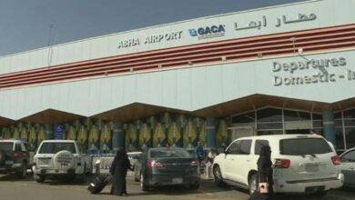 سعودی جارحیت کے جواب میں سعودی ابہام ایرپورٹ پر یمنی ڈرون حملہ