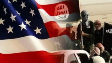 شام میں امریکہ نے داعشی دہشتگردوں کو اپنے فوجی اڈے منتقل کر لیا