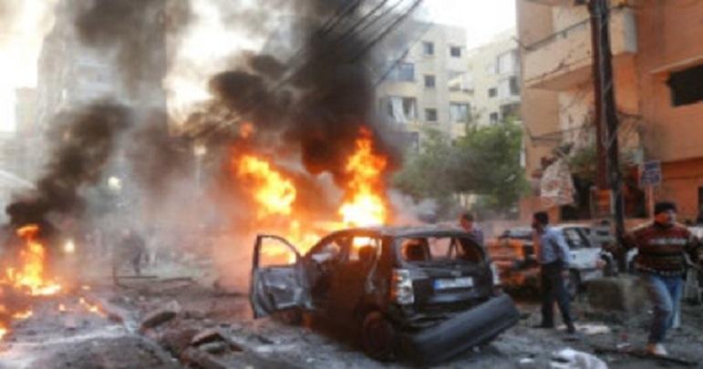 شام کے دارالحکومت میں بم دھماکہ، 8 افراد ہلاک