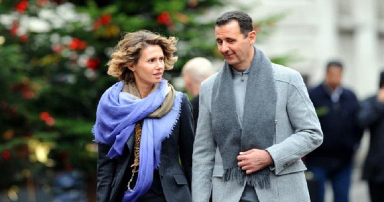 شام کے صدر بشارالاسد اور ان کی اہلیہ کورونا میں مبتلا