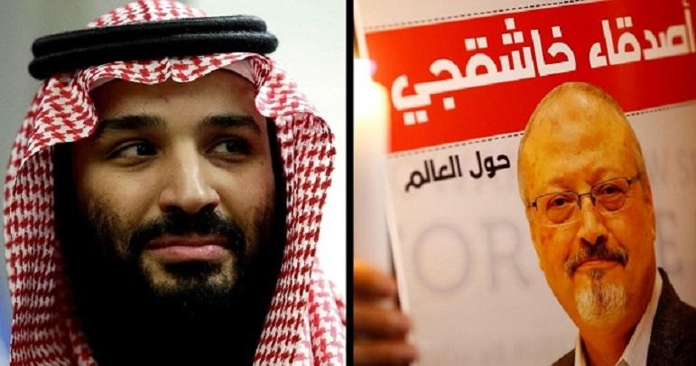 خاشقجی قتل، بن سلمان کے اثاثوں کو منجمد اور سعودی عرب پر ہتھیار فروخت کرنے پر پابندی عائد کی جائے، امریکی ایوان میں فارمولا پیش