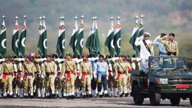 یوم پاکستان کی پریڈ ملتوی، 23 مارچ کے بجائے 25 مارچ کو ہوگی