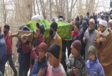 کرگل کے معروف عالم دین حجتہ الاسلام و المسلمین الحاج شیخ محمد آخوندی انتقال کرگئے