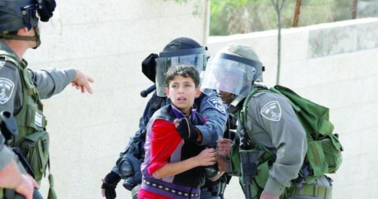 اسرائیلی زندانوںمیں پابند سلاسل فلسطینی بچوں کی تعداد 140 ہو گئی