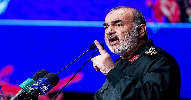 اسرائیل کے کسی بھی اقدام کا پوری قوت سے جواب دیں گے: جنرل سلامی