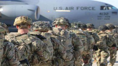 افغانستان سے امریکہ کے دہشتگرد فوجیوں کا انخلاء شروع