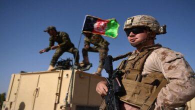 افغانستان میں امریکہ کے فوجی اڈوں کی تعداد