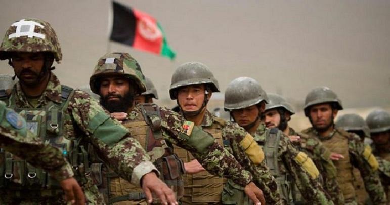 افغان فوج کا طالبان کے خلاف کاروائی،110 دہشتگرد ہلاک، داعشی کمانڈر گرفتار