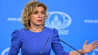 ایران کے ساتھ اقتصادی تعاون، روس کی ترجیحات میں شامل: روسی وزارت خارجہ