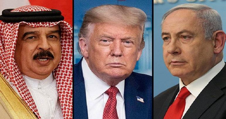 بحرینی بادشاہ کا بیت مقدس سے منہ موڑتے ہوئے تل ابیب میں اپنا سفارت خانہ قائم کرنے کا حکم