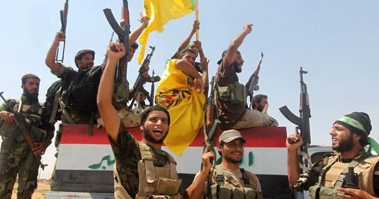 حشد الشعبی کی کاروائی داعش کے 3 خفیہ ڈھکانے تباہ