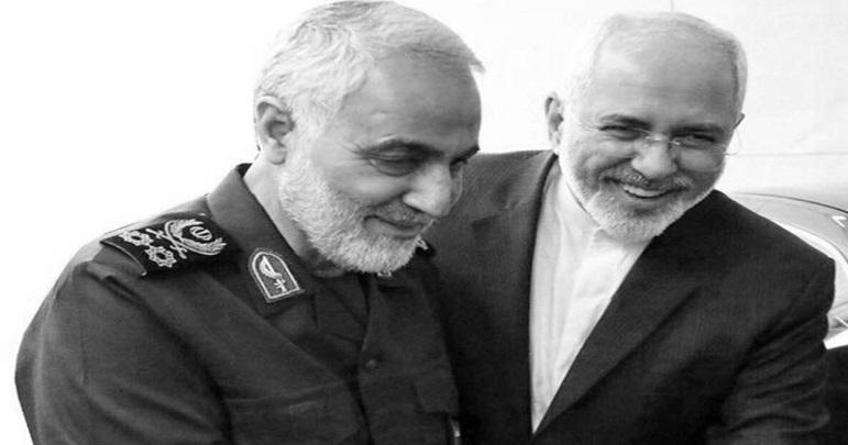 داعش کی شکست کا سہرا شہید قاسم سلیمانی کے سر جاتا ہے: جواد ظریف