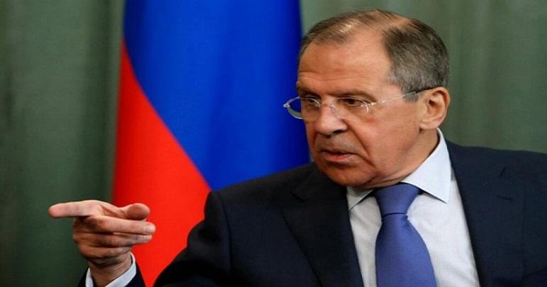 روسی وزيرخارجہ سرگئی لاؤروف