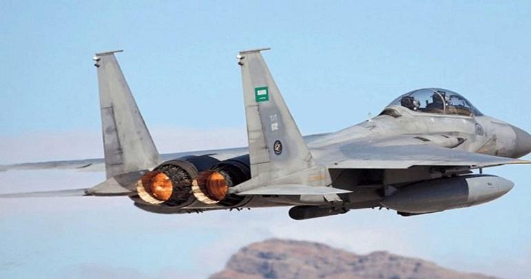 سعودی اتحاد کے طیاروں کی یمن پر 18 مرتبہ بمباری