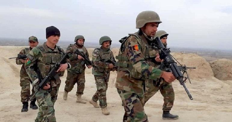 طالبان کے خلاف افغان فورسز کی کاروائی جاری، 110 دہشتگرد ہلاک