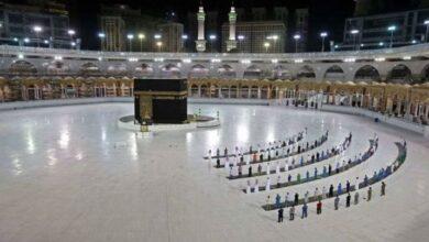 مکہ مرمکرمہ، مسجد الحرام سے اسلحہ لہراتا داعشی دہشت گرد گرفتار