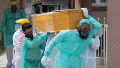 گزشتہ روز پاکستان میں کورونا سے سب سے زیادہ اموات ریکارڈ