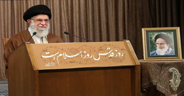 اسرائیلی زوال کا سلسلہ کسی بھی وقفہ کےبغیر جاری رہے گا: آیتہ اللہ خامنہ ای