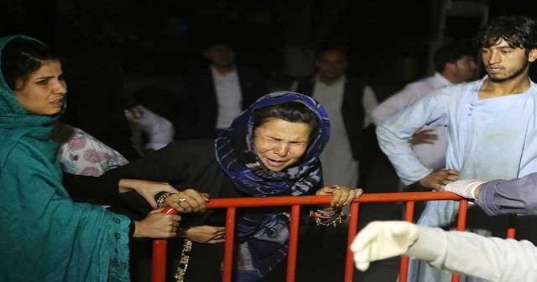 افغانستان میں شادی کی تقریب پر مارٹر حملے کے نتیجے می 10 افراد ہلاک