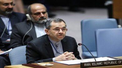 اقوام متحدہ میں ایران کے مستقل مندوب مجید تخت روانچی