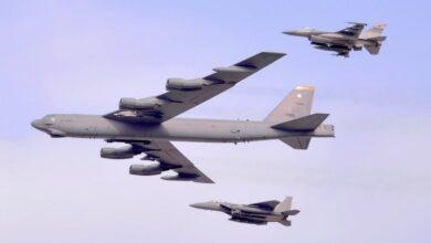 امریکہ کا بی 52 اور ایف 18 طیارے افغانستان بھیجنے کا فیصلہ