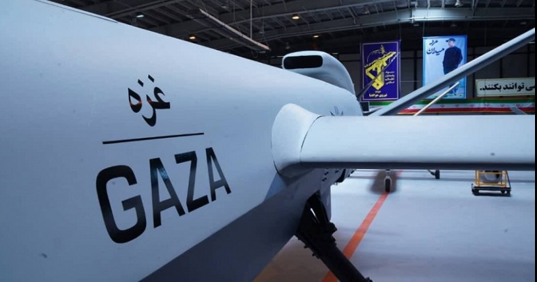 ایران میں غزہ نامی الٹرا ہیوی ڈرون طیارہ کی رونمائی