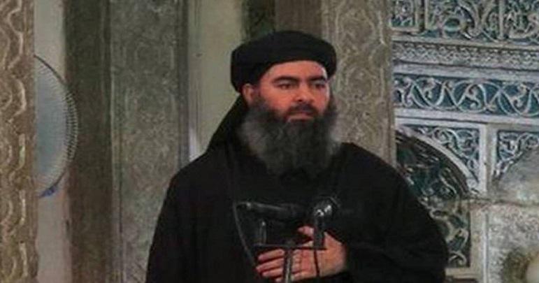 داعشی سرغنہ ابوبکر البغداد کا مشیر ترکی سےگرفتار